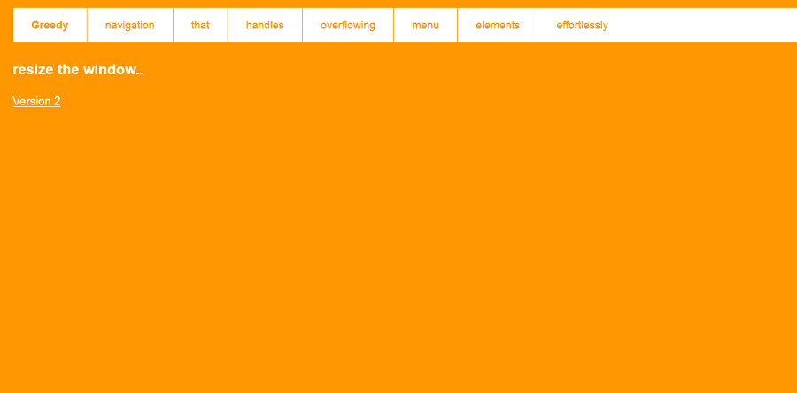 css dropdown menu